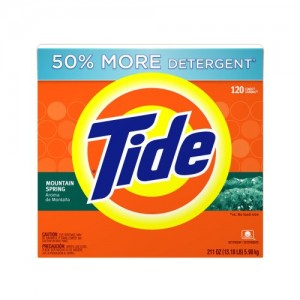 Tide Detergent deal at Walgreens