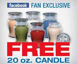 Value City Furniture Free Candle Coupon