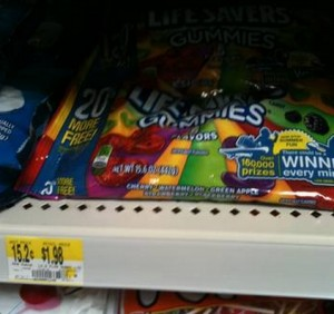 candy coupon