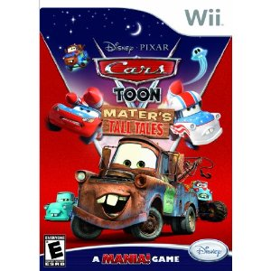 cars toon for wii