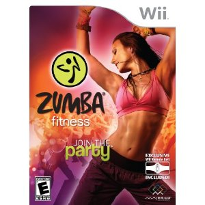 zumba for wii