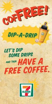 7-Eleven CofFREE Day