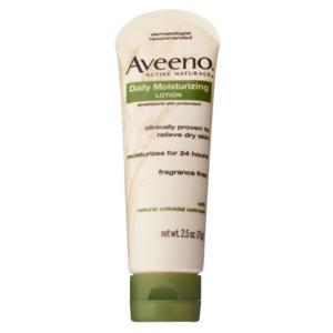 Aveeno Target deal