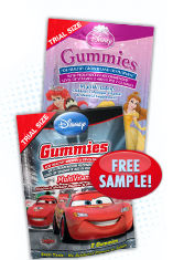 Disney Gummies Free Sample