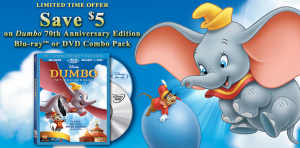 Dumbo DVD Coupon