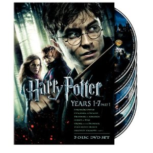 Harry Potter Years 1-7 Gift Set