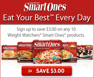 image regarding Weight Watchers Printable Coupons titled $3 off 10 Excess weight Watchers Sensible Kinds Printable Coupon - Package