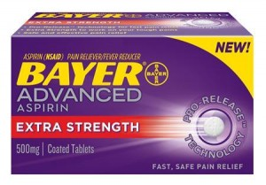 Bayer Advanced Aspirin FREE at Target