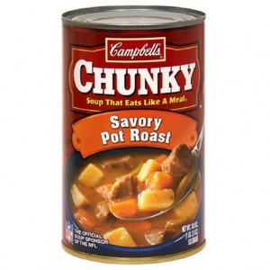 Campbells Chunky Soup Coupon & Sale Deal