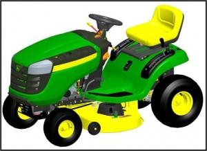 Consumer Recalls: John Deere Lawn Tractors + More