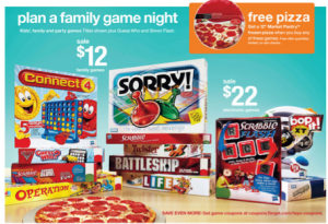 Hasbro Game Night Target Deal