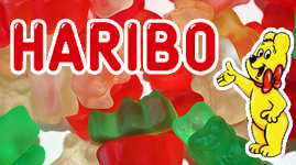 Haribo candy deal