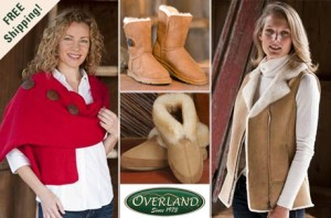 Overland.com on Eversave