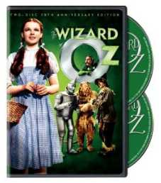 Wizard of Oz DVD Sale