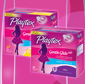 Playtex Sample