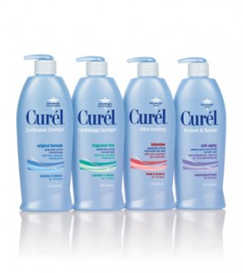 Curel Lotion & Qtips deals at Target
