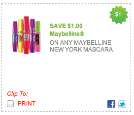 photograph about Sparkle Coupons Printable titled Contemporary Redplum Printable Discount codes: Maybelline, Sparkle + Additional