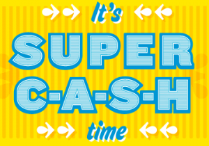 Old Navy Super Cash Event