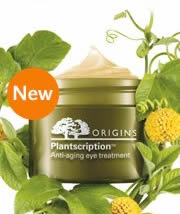 FREE Origins Plantscription Sample