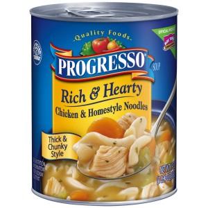 Progresso Soup TryMeFree