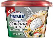 Philadelphia Cooking Creme at Target