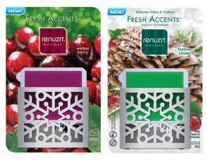 Renuzit Holiday Air Freshener FREE Afer Rebate
