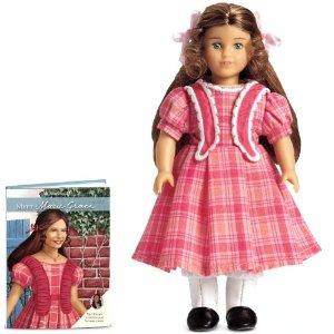 american girl mini dolls