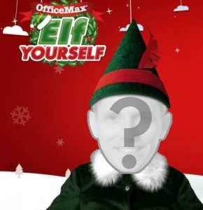 It's just a graphic of Current Elf Yourself Printable