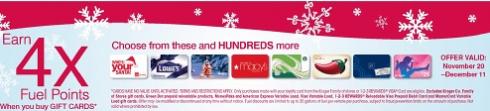 Kroger Gift Card Promo