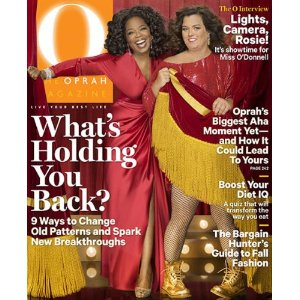 O, The Oprah Magazine (1 year subscription)