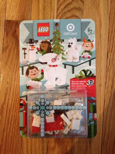 Target: FREE Lego Set with $5 Gift Card Purchase!