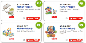Treats for Baby Tuesday: Fisher-Price, Carters + More!