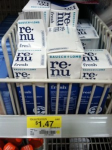 Travel Size Contact Solution Walmart