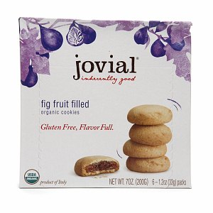 Jovial Organic Fig Cookies