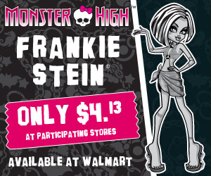 Incredible Monster High Frankie Stein Slumber Party Giveaway 3 Winners Funny Birthday Cards Online Chimdamsfinfo