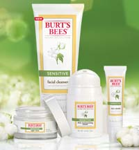 Burt's Bees Sensitive Skin Care