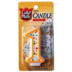 Cake Mate Candles 050 At Walmart