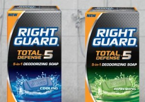 photo regarding Right Guard Printable Coupon referred to as Specifically Shield Overall Protection Cleaning soap $0.97 at Walmart