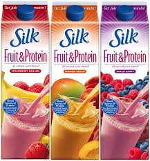 Silk Fruit and Protein Meijer deal