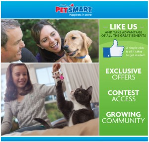 Freebie Friday: Petsmart, Dior, T.G.I. Friday's + More!