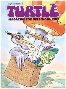 turtle magazine 2