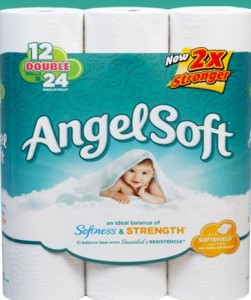 Angel Soft Toilet Paper 2 99 At Giant Eagle