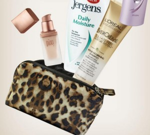 FREE Fall Target Beauty Bag + Samples (Facebook Offer