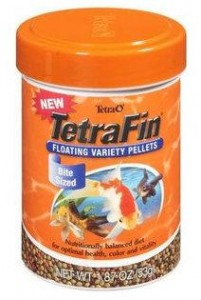 free tetrafin fish food at walmart