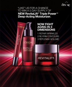 Freebie Friday: L'Oreal Revitalift, HqO, Nestle + More!