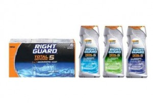 Right Guard Total Defense 5 printable coupon CVS sale