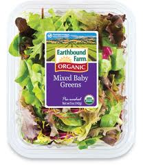 Earthbound Farm Salad