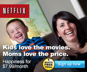 FREE One-Month Netflix Trial