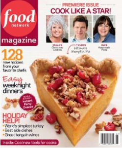 foodnetwork mag