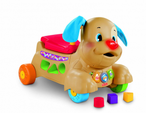 image regarding Fisher Price Printable Coupons titled Fisher Selling price Stride in the direction of Journey Dog $19.99 + Much more at ToysRUs